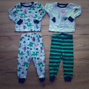 9 to 12m pajamas